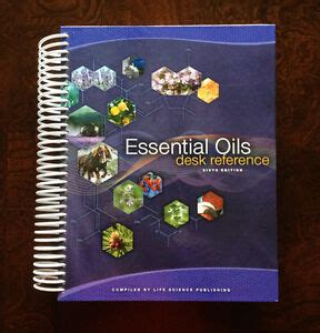 6th Edition Essential Oils Desk Reference essential oils desk reference 6th edition 2014 spiral
