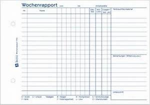 Rechnung Abkürzung : wochenrapport a5 zweckform 1310 ~ Themetempest.com Abrechnung