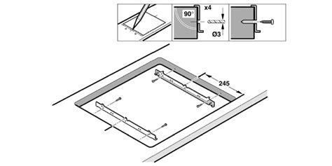 installazione piano cottura recensione piano cottura ad induzione bosch pin675n14e con