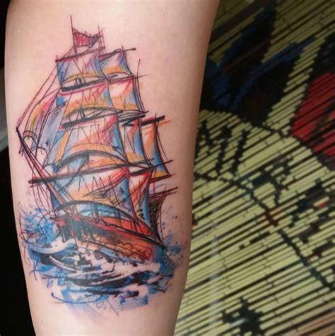 ship tattoos designs ideas  meaning tattoos