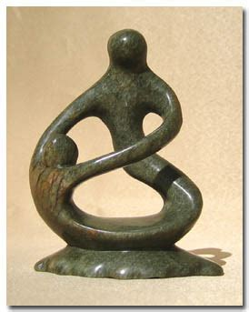 Soapstone Artists by