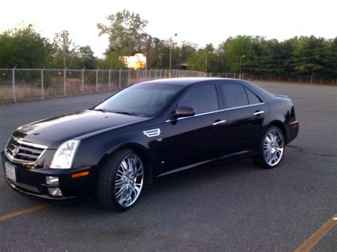 Greeneyezrr 2006 Cadillac Sts Specs, Photos, Modification