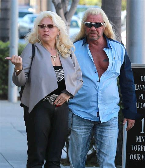 beth chapman photos photos duane and beth chapman go out for lunch in beverly hills zimbio
