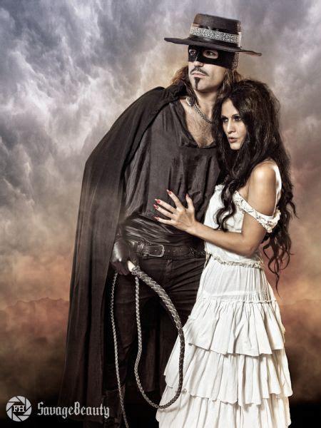 zorro elena costume mask costumes zeta catherine jones talleesavage halloween tallee savage tag legend sexy beauty movie couple pinned open