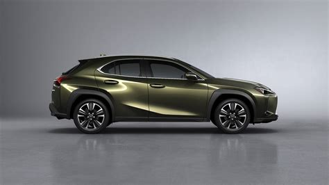 lexus ux crossover will go to production the vwvortex 2019 lexus ux officially revealed ahead of
