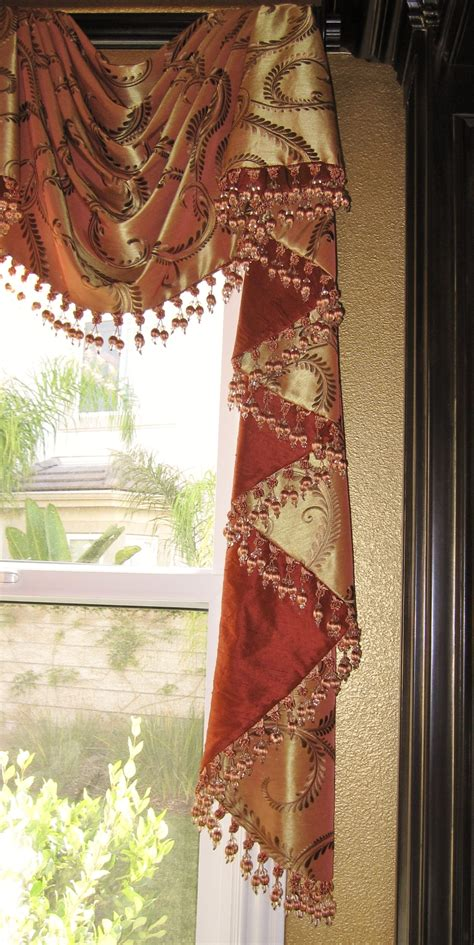 Decorative Drapery by Drapery Trims And Details Ione Interiors