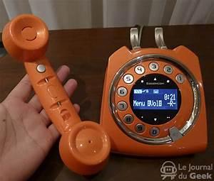 Telephone Sans Fil Vintage : sagemcom sixty retro modern phone ~ Teatrodelosmanantiales.com Idées de Décoration