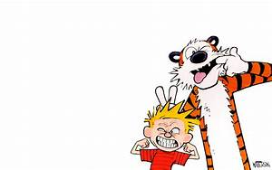 Calvin and Hobbes wallpaper hd free download