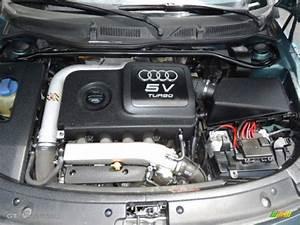 2001 Audi Tt 1 8t Quattro Roadster 1 8 Liter Turbocharged