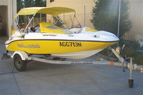 Sea Doo Boat Weight by Sea Doo 150 Sportster 2006 Apex Marine