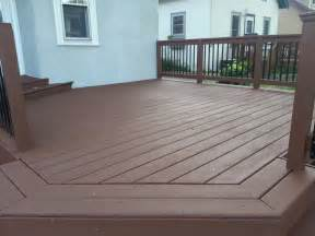 Behr Deck Cover behr deckover or rustoleum restore small change in my deck