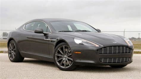 The Top 10 Aston Martin Models Of All-time