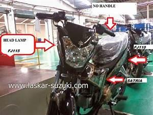 Suzuki Satria Fj110 Ready Production Of 60 000 Units In