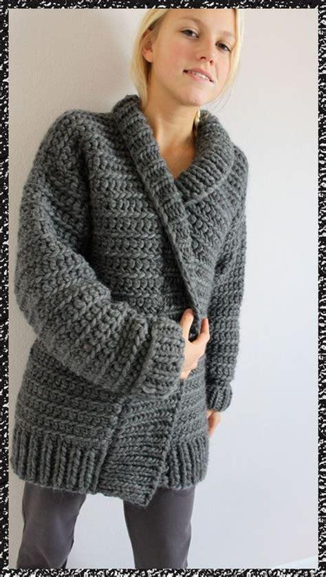 easy crochet sweater 25 best ideas about crochet sweaters on