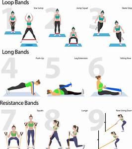 33 Amazing Resistance Bands Exercises  U2014 Urbnfit