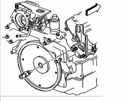 Sensor Temperature Coolant Engine Cadillac Deville 1996