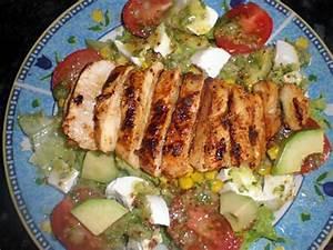 Recette De Salade Gourmande Par Fatima84