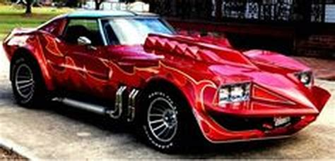 corvette stingray custom muscle cars 5 mobmasker