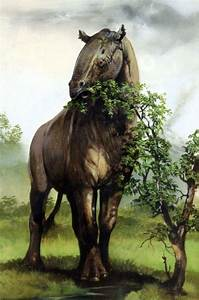 Paraceratherium (mamífero perisodáctilo del Oligoceno ...