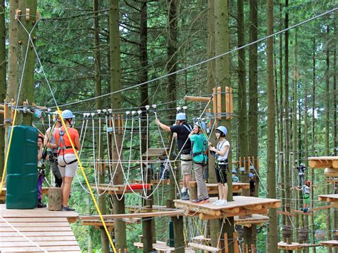 kletterwald sommerrodelbahn wald michelbach