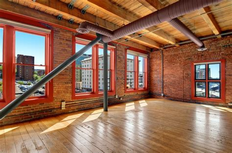 Apartment With Loft Seattle by The Lofts Urbancondospaces