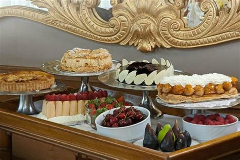 chariot de dessert picture of la table du retro casablanca tripadvisor