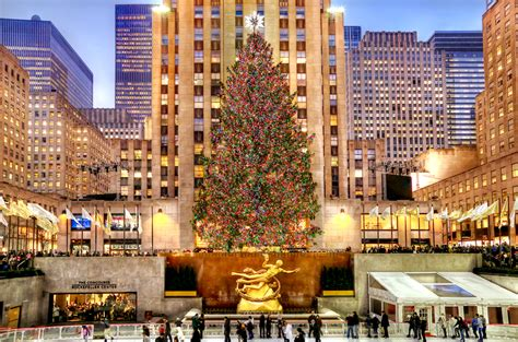 2014 rockefeller center tree lighting at