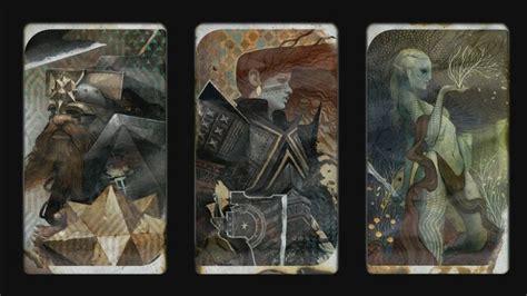 imagejpg  dragon age card art dragon age