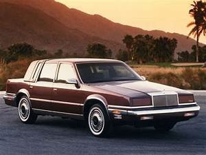 1989 Chrysler New Yorker  With Images