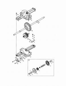 Transmission Diagram  U0026 Parts List For Model 13aj771g031