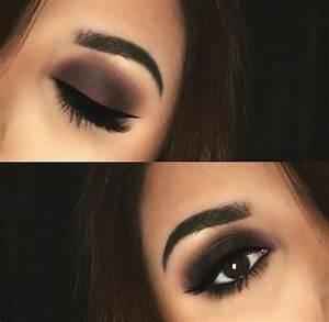 Maquillage Pour Yeux Marron : plus de 25 id es magnifiques dans la cat gorie yeux ~ Carolinahurricanesstore.com Idées de Décoration