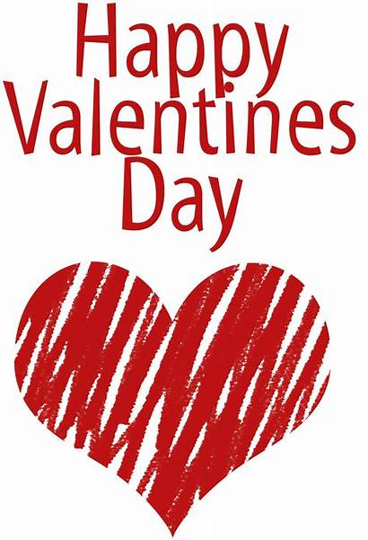 Valentine Valentines Happy Clipart Cards Clip Funny