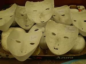 Masque Halloween A Fabriquer : comment fabriquer un masque de carnaval domi dessins et ~ Melissatoandfro.com Idées de Décoration