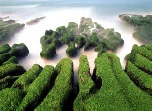 Guanyinshan National Scenic Area Taiwan