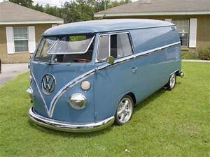 1964 Vw Panel Bus For Sale  Photos  Technical