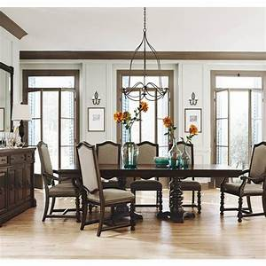 Pacific Canyon Dining Table Bernhardt Star Furniture