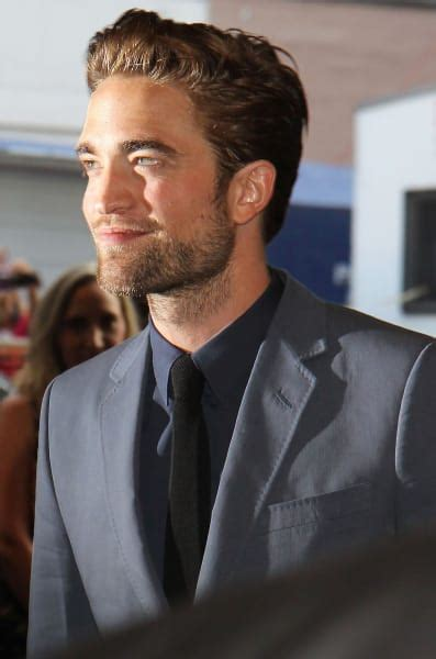 Robert Pattinson: Cozying Up to Random Blonde? - The ...