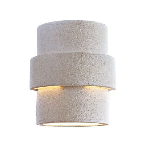 the great outdoors 9836 ceramic 1 light outdoor wall