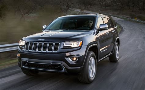 2018 Jeep Grand Cherokee Diesel Front Three Quarters In