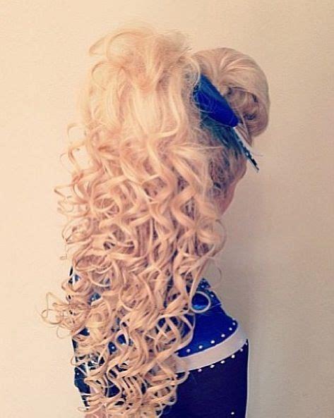 cheer hair cheerleading cheer hair cheerleading hair