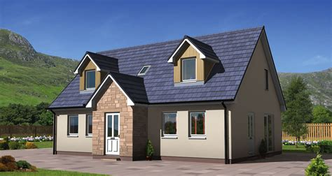 Home Design Uk : Timber Frame Kit Homes By Norscot