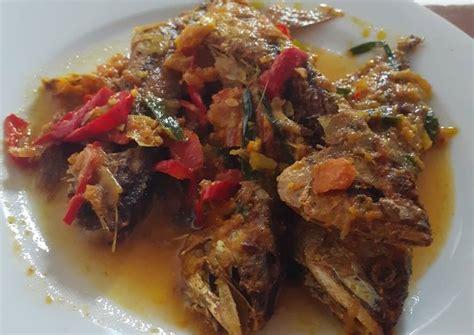 Yellow spices fish recipe is an. Resep Pesmol Ikan Kembung Bumbu Kuning - Jilbab Gucci