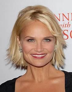 Coiffure Blonde Mi Long : modele coiffure carre mi long ~ Melissatoandfro.com Idées de Décoration