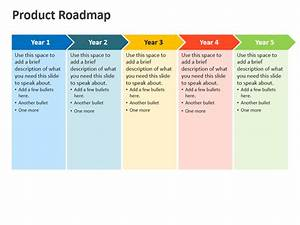 Us Maps That Can Be Edited Free Product Roadmap Powerpoint Template Editable Ppt
