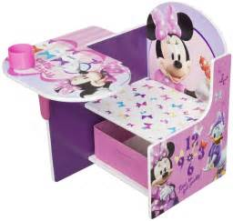 disney minnie mouse chair desk with storage free shipping