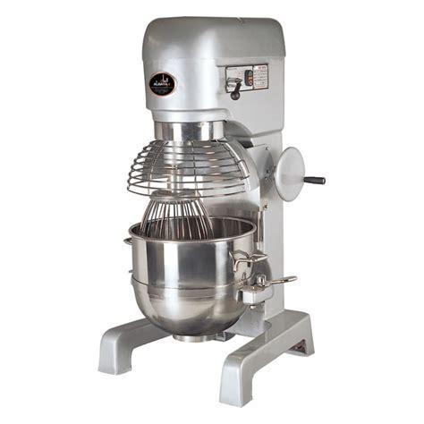 corne cuisine batteurs mélangeurs professionnel 60 litres