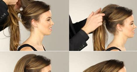 different easy hairstyles to do at home easy loose hairstyles for long hair to do at home step by
