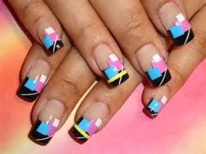 Felice a z unique nail art