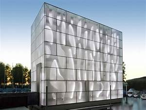 Curtain Wall Glass Panel For Facades Building Opaque Ice H ...