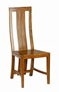 Chaise Cuisine Bois : chaise bois acacia guntur 4955 ~ Melissatoandfro.com Idées de Décoration